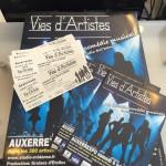 Spectacle évidanse - Auxerre 6 juin
